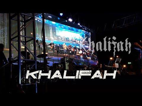 Khalifah - Khalifah [Live Concert]