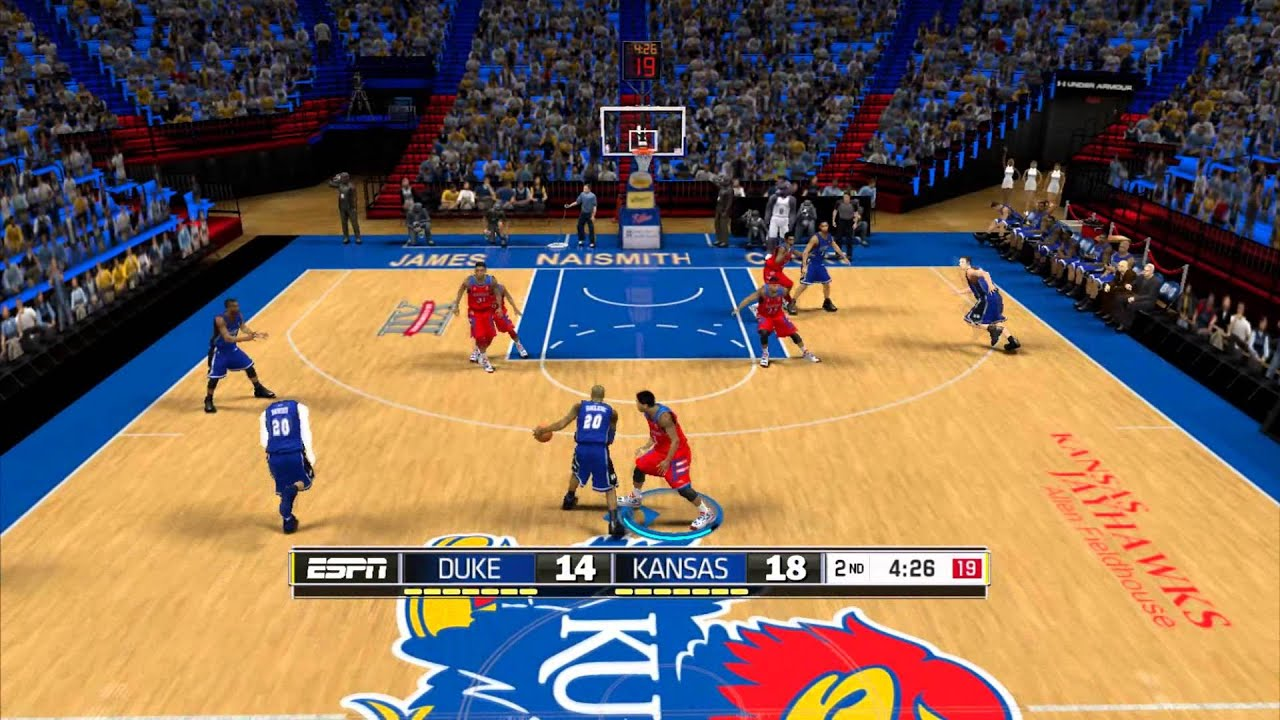 NBA 2K16 MyCAREER - Licensed College Teams CONFIRMED ...