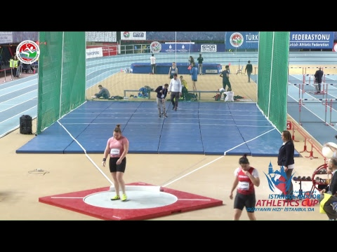 ISTANBUL INDOOR ATHLETICS CUP    17 FEBRUARY 2019