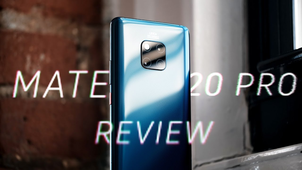 Huawei Mate 20 Pro review: The best phone for power users