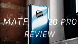 Huawei Mate 20 Pro review: Positive optics