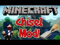 Minecraft 1.7.10 Mod - The Chisel Mod | SEXY NEW BLOCKS!