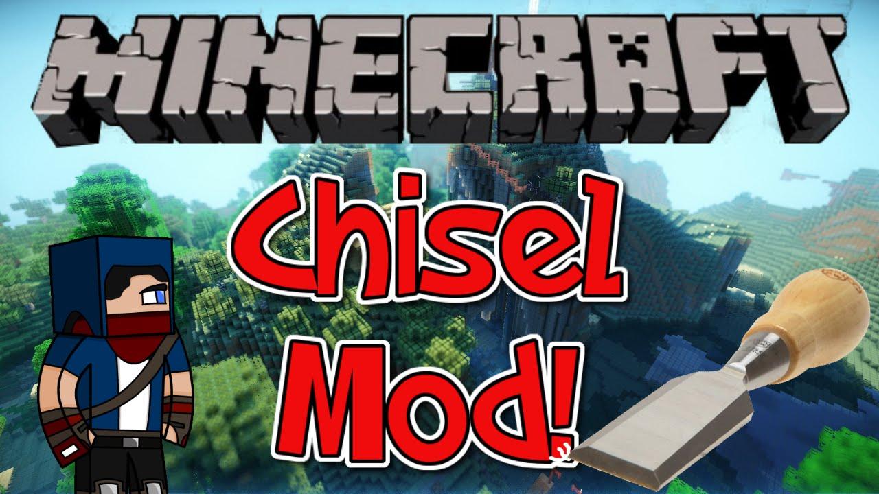 minecraft chisel mod 1.7 10