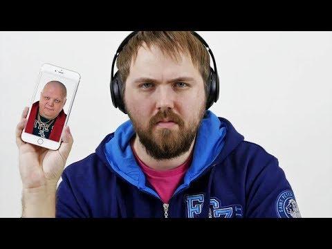 клип на айфон песню на