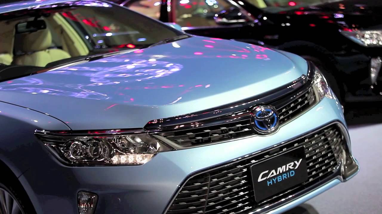 all new toyota camry thailand ukuran velg yaris trd 2015 debuts in youtube
