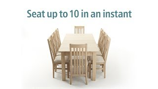 Corndell - Seat Up To 10 In An Instant