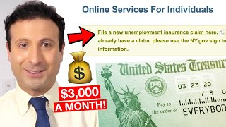 How to Apply f๐r Unemployment Benefits Online (2020 CARES ACT EXPLAINED!)
