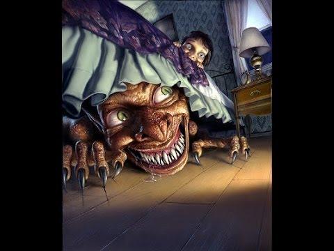 no mires bajo la cama creepy (loquendo)