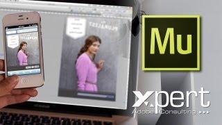 Conoce a Adobe Muse y crea sitios web HTML5 sin programar.