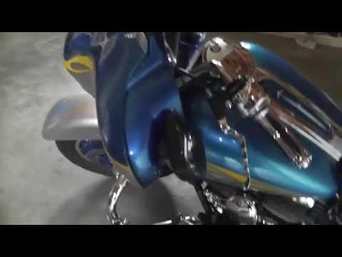 Glide-Pro Mount On Street Glide - YouTube