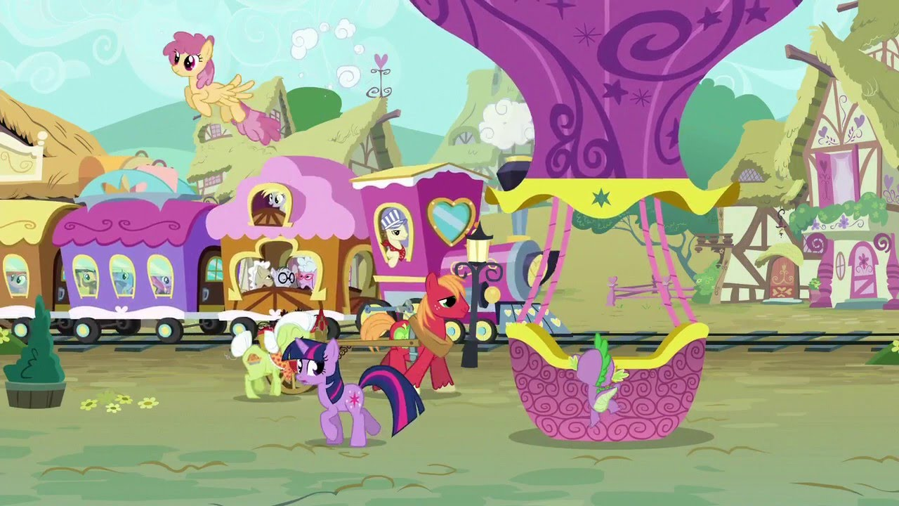Download my little pony movie sub indo