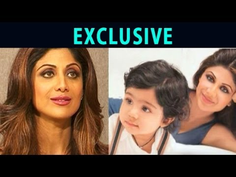 Shilpa Shetty's EXCLUSIVE Interview Mothers Day Special