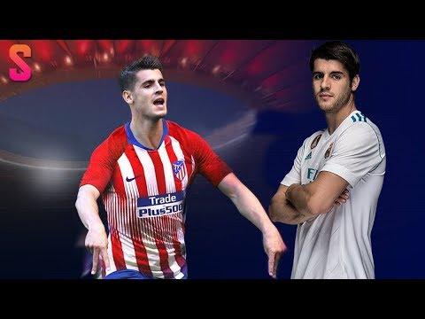 5 Pemain Terbaik yang Pernah Bela Real Madrid Dan Atletico Madrid