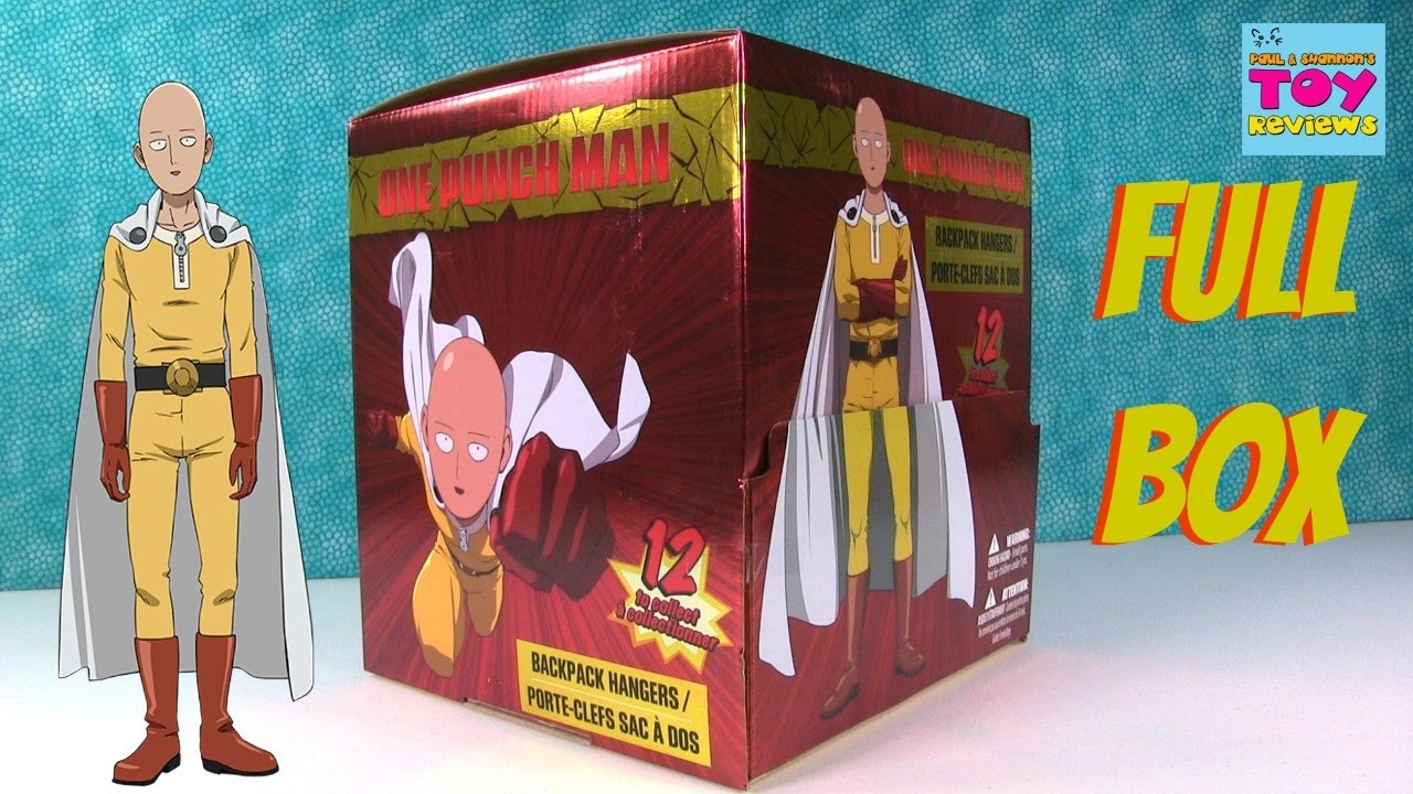 one punch man backpack
