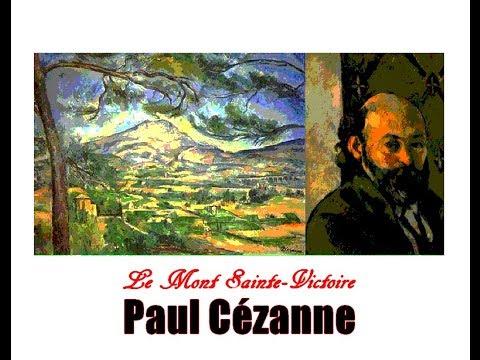 Le Mont Sainte-Victoire by Cézanne (Des ronds dans l'eau - Françoise Hardy)