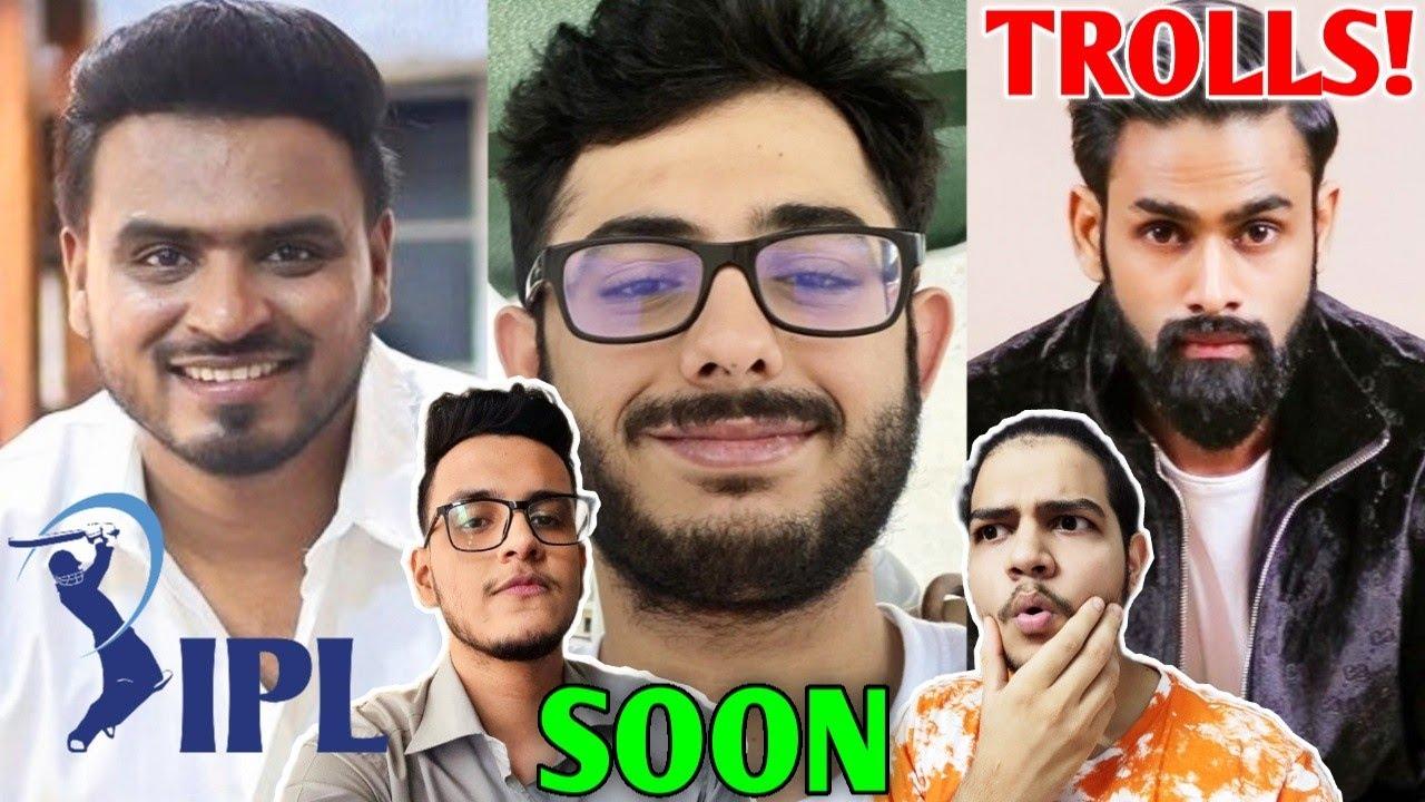 Amit Bhadana In IPL! | CarryMinati & Triggered Insaan COLLAB, Ashish On MJO, Amir Siddiqui TROLLS |