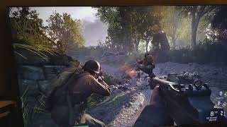 Call of Duty WW2: PS4 Pro HDR Settings: Few Adjustments on Samsung Ks-8000 65inch