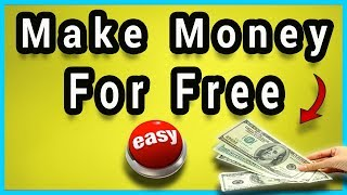 4 Free Ways To Make Money Online Even If You're Broke (2019)