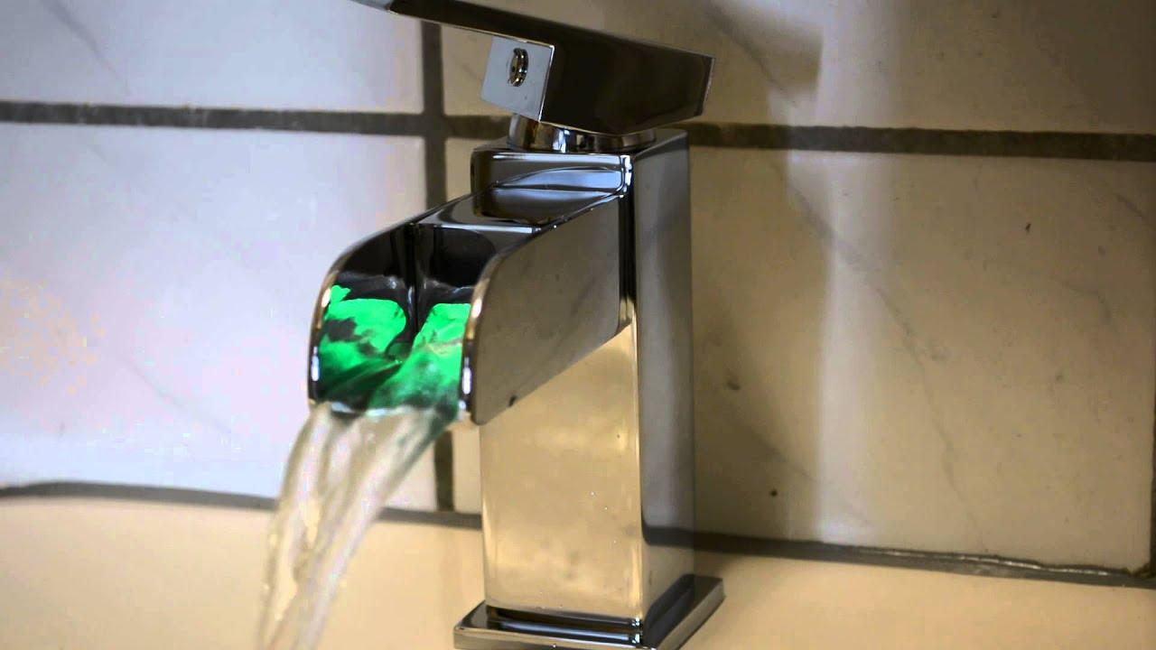 Neuer Led Wasserhahn Youtube