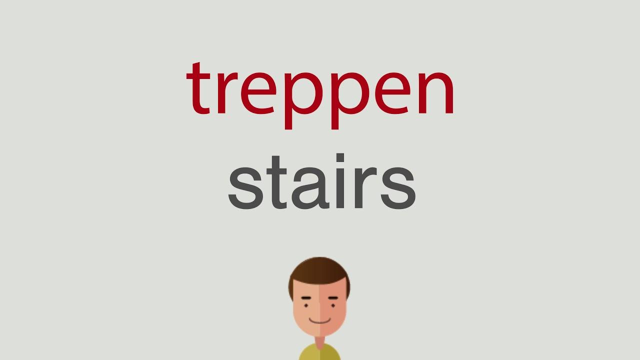 Was Heißt Treppe Auf Englisch wie heißt treppen auf englisch