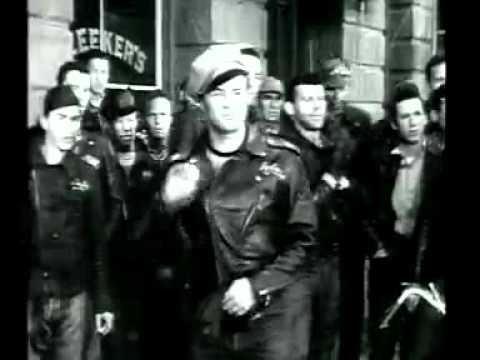 THE WILD ONE (1953)  Trailer