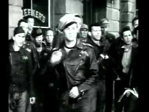 THE WILD ONE (1953)  Trailer