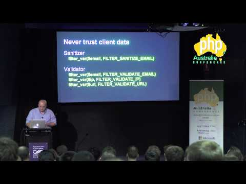 PHP Australia Conference 2015 - WRITING CLEAN AND TESTABLE CODE
