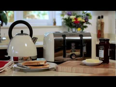 Breville Coloured Kettles and Toasters