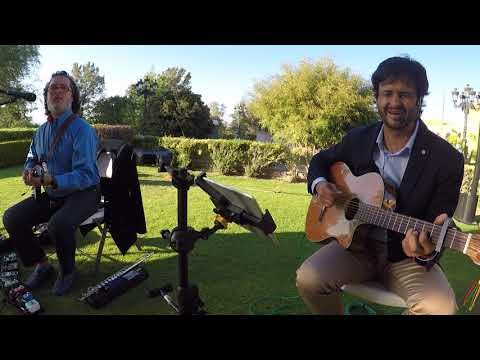 Wish You Were Here (Pink Floyd Cover) - Rodrigo & Gabo