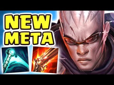 *NEW* ESSENCE REAVER LUCIAN JUNGLE IS ACTUALLY BROKEN?! MET THE WORST YASUO EVER | Fun With Friends