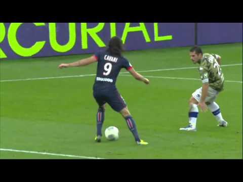 Edinson Cavani   Mejores jugadas y goles   PSG