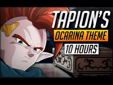 [Rare] Dragon Ball Z - Tapion Original Ocarina Theme HQ [10 Hours]