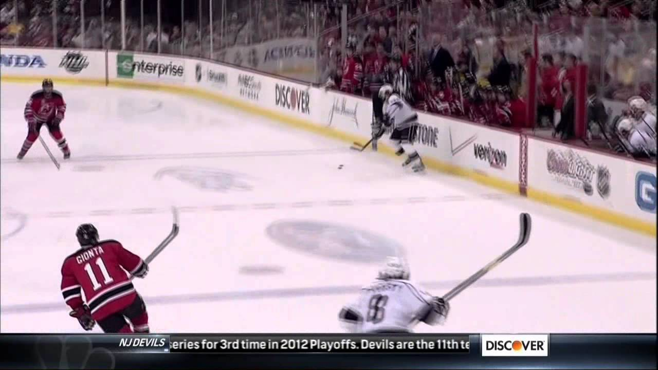 promo code 9dc90 f9d7c Drew Doughty beasting. LA Kings vs New Jersey Devils Stanley Cup Game 2  6/2/12 NHL Hockey