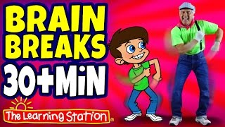 Boom Chicka Boom - Brain Breaks Playlist for Children - Action Songs for Kids - Kids Camp Songs
