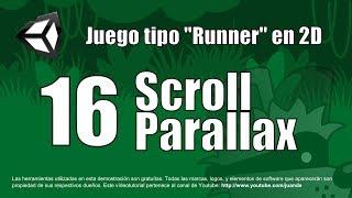 16 - Scroll Parallax - Tutorial Unity 2D en español