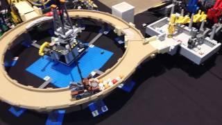 GBC circuit at LEGO World 2016 in Bella Center in Copenhagen Denmark