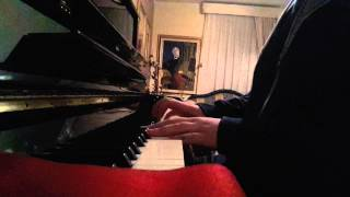 Imagine  cover piano by emanuele bertelli