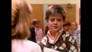 Robin Thicke Picking Up a Girl on The Wonder Years 24 Years Ago