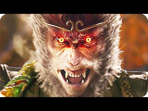 Thumbnail: JOURNEY TO THE WEST 2 Trailer (2017) Chinese Fantasy Movie