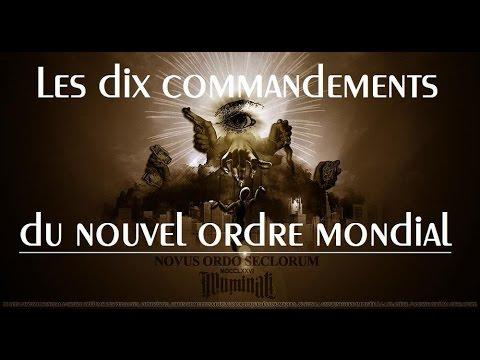 W.K.P: Giorgia Guidestone -Les 10 commandements du nouvel ordre ...