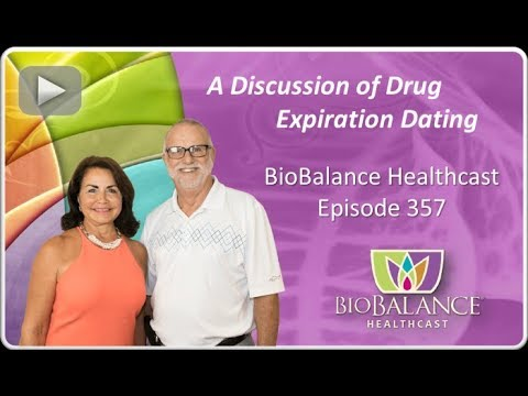 A Discussion of Drug Expiration Dating
