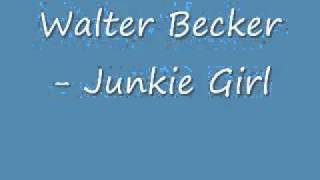 walter becker - junkie girl (album)