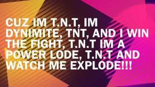 Обложка T N T Lyrics
