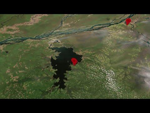 حالات إيبولا في الكونغو الديموقراطية