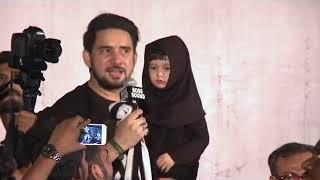 farhan ali waris noha kis tarah bap say on tarikhishaba badri karachi 2018