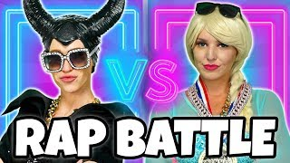 Baixar PRINCESS RAP BATTLE ELSA VS MALEFICENT. (Who Will Win from Frozen vs Maleficent 2019)
