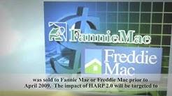 HARP 2.0 Home Affordable Refinance Program