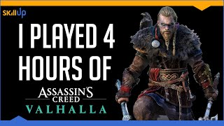 Assassin's Creed Valhalla Is Fun, But Will It Remove All The BS That Plagued Odyssey?