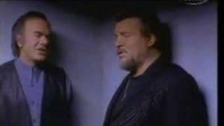 Neil Diamond & Waylon Jennings - One Good Love