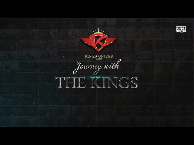 Journey With THE KINGS | Dance Instructors | Kings United